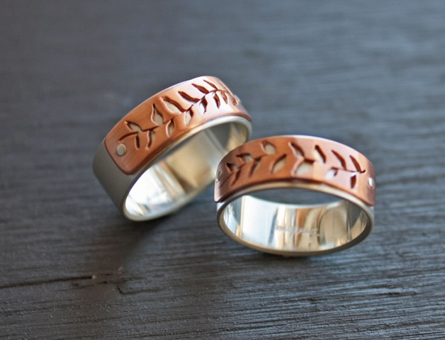 Pink Beds Rings