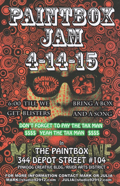 Paintbox Jam