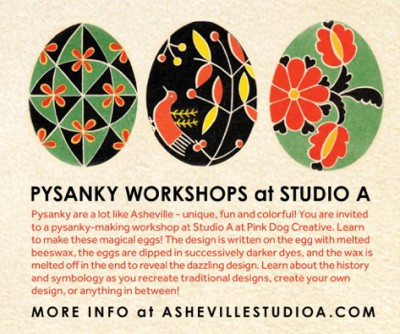 Pysanky Workshops