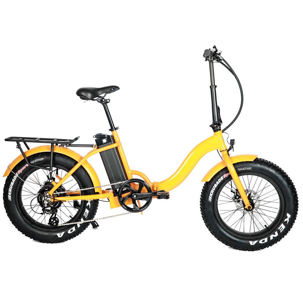 """""""Asheville Custom E-Bikes"""