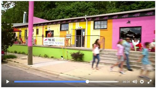 Pink Dog Creative, Visit Asheville